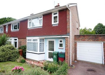 Thumbnail 2 bed semi-detached house to rent in The Grove, Sidcup