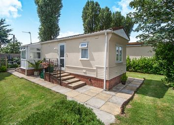 Thumbnail 2 bed bungalow for sale in Hazelmead Road, Cat & Fiddle Park, Clyst St. Mary, Exeter