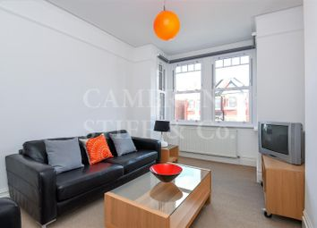 Thumbnail 1 bed flat to rent in Harlesden Road, London