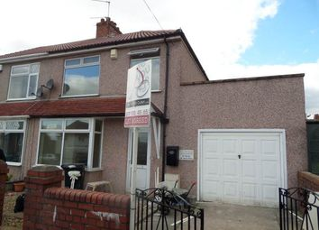 Thumbnail 4 bedroom end terrace house to rent in Filton Avenue, Horfield, Bristol