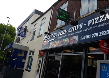 Thumbnail Retail premises for sale in Station Road, Pendlebury, Swinton, Manchester