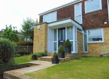 Thumbnail 4 bedroom end terrace house for sale in Croftersmead, Court Wood Lane, Forestdale