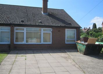 Thumbnail 2 bed bungalow to rent in Cordingley Way, Donnington, Telford