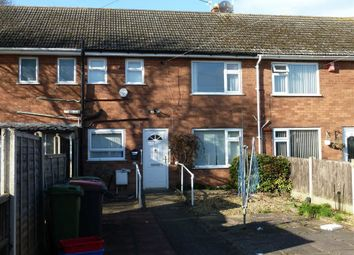 Thumbnail 3 bed town house for sale in Meese Close, Wellington, Telford, Shropshire