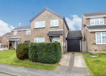 Thumbnail 3 bed detached house for sale in Muirfield Road, Wellingborough
