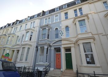 Thumbnail 1 bed flat for sale in Holyrood Place, Plymouth