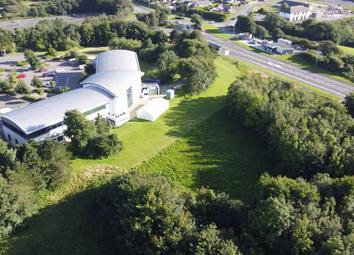 Thumbnail Land for sale in Cleddau Bridge Business Park, Pembroke Dock