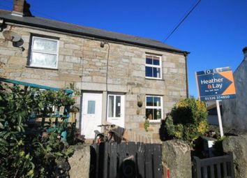 Thumbnail 2 bed cottage to rent in Mabe Burnthouse, Penryn