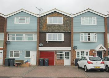 Thumbnail 4 bed town house for sale in Gale Moor Avenue, Alverstoke, Gosport