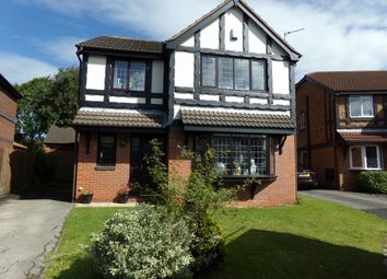 Thumbnail 4 bed detached house to rent in Briarwood, Freckleton, Preston