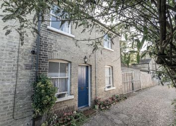 Thumbnail 2 bedroom end terrace house for sale in North Cottages, Trumpington Road, Cambridge