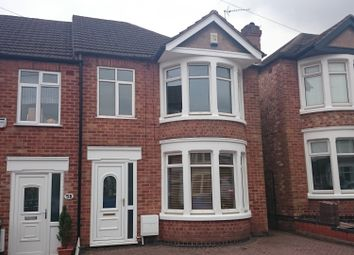 Thumbnail 3 bed terraced house to rent in Rutherglen Avenue, Coventry