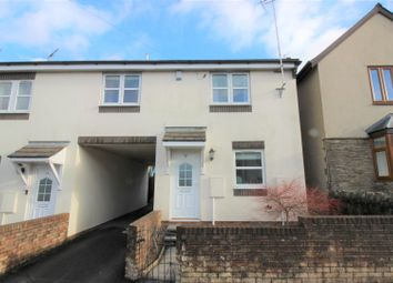 Thumbnail 4 bed semi-detached house for sale in Abbey Street, Cinderford