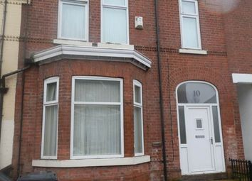 Thumbnail 6 bed shared accommodation to rent in Great Cheetham Street West, Salford