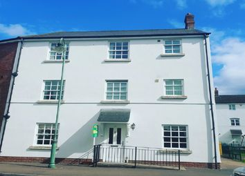 Thumbnail 2 bed flat for sale in Monnow Keep, Monmouth