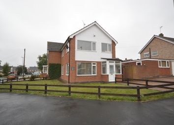 Thumbnail 3 bed semi-detached house for sale in School Lane, Huncote, Leicester