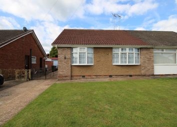 Thumbnail 2 bed semi-detached bungalow for sale in Kingsley Road, Adwick-Le-Street, Doncaster