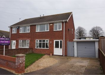 Thumbnail 3 bed semi-detached house for sale in Longmeadow Rise, Keelby