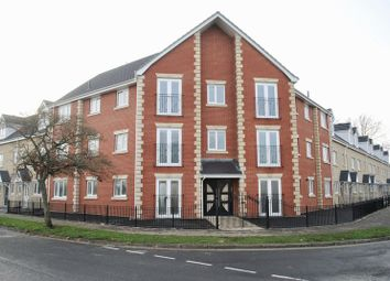 Thumbnail 2 bed flat for sale in Nuffield Crescent, Gorleston, Great Yarmouth