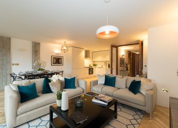 Thumbnail 2 bed flat to rent in Grovsnor Avenue, Islington