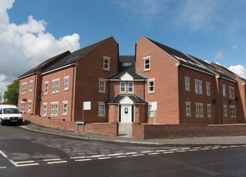 Thumbnail 2 bedroom flat for sale in Hardwick House, Heath Road, Holmewood, Chesterfield