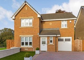 Thumbnail 4 bed detached house for sale in Bowhouse Drive, Glasgow, Lanarkshire