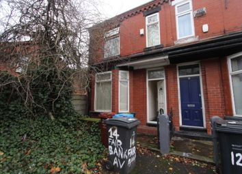 Thumbnail 4 bedroom terraced house to rent in Fairbank Road, Rusholme, Manchester