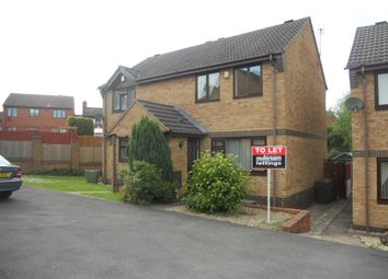 Thumbnail 2 bed semi-detached house to rent in Swaledale Close, Bromsgrove