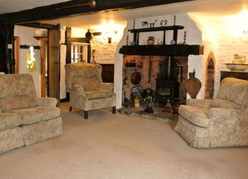 Thumbnail 4 bedroom detached house for sale in Old Road, Maisemore, Gloucester