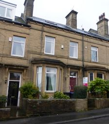 Thumbnail 4 bedroom terraced house to rent in Oakleigh Road, Clayton, Bradford