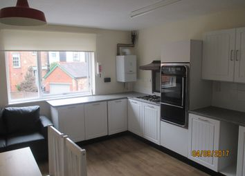 Thumbnail 4 bedroom town house to rent in Castle Road, Southsea