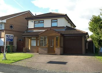 Thumbnail 4 bedroom detached house to rent in Brindley Close, Farnworth