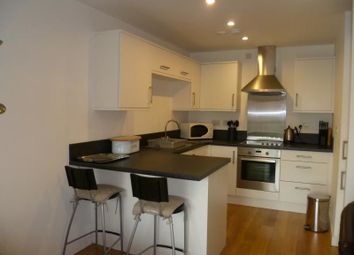 Thumbnail 1 bed flat to rent in Navigation Walk, Wakefield