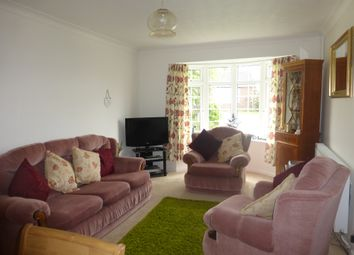 Thumbnail 2 bed semi-detached bungalow for sale in Anson Close, Wellesbourne, Warwick