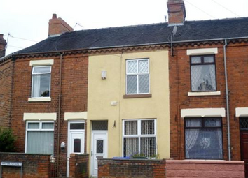 Thumbnail 2 bed terraced house to rent in Water Street, Stoke, Stoke-On-Trent