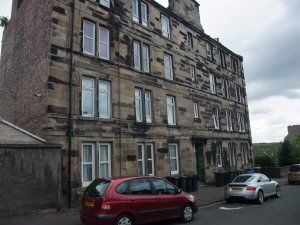 Thumbnail 1 bed flat to rent in Roman Road, Inverkeithing