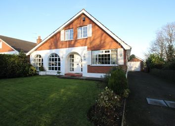 Thumbnail 3 bed detached house for sale in Knightsbridge Court, Bangor