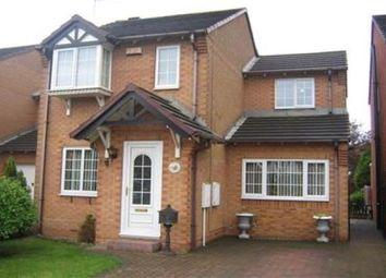 Thumbnail 3 bed detached house to rent in Edgbaston Way, Edlington, Doncaster