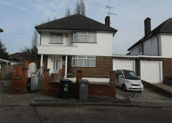 Thumbnail 4 bed semi-detached house for sale in The Avenue, Wembley, Middlesex