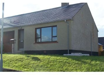Thumbnail 1 bed semi-detached bungalow for sale in Mackay Terrace, Melvich, Thurso