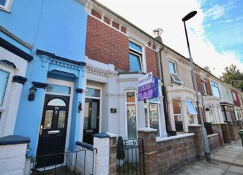 Thumbnail 2 bed terraced house for sale in Highgate Road, Portsmouth