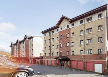 Thumbnail 3 bed flat for sale in Ratho Drive, Springburn, Glasgow