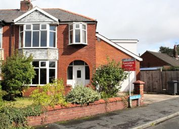Thumbnail 4 bed semi-detached house to rent in Grove Avenue, Longton, Preston