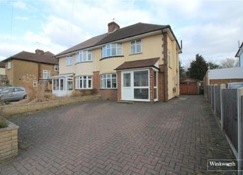Thumbnail 3 bed semi-detached house for sale in St. Annes Road, London Colney, St. Albans, Hertfordshire