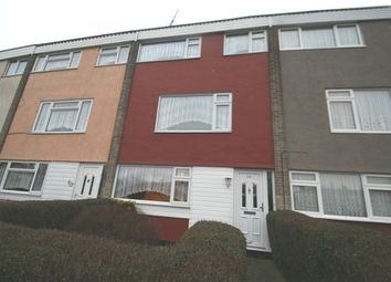 Thumbnail 4 bed town house for sale in Beehive Lane, Fryerns, Basildon