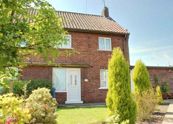 Thumbnail 2 bed end terrace house for sale in Coltman Avenue, Beverley