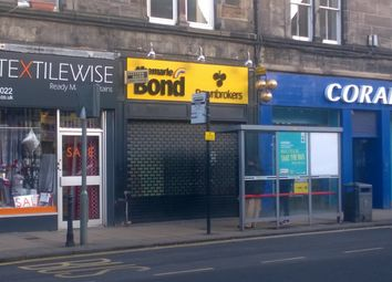 Thumbnail Retail premises to let in Great Junction Street, Edinburgh