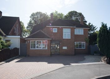 Thumbnail 4 bed detached house for sale in Beoley Close, Sutton Coldfield