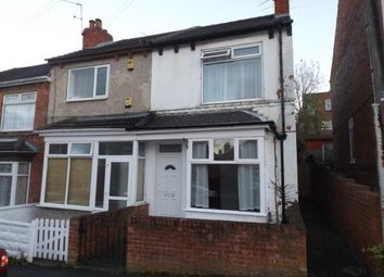 Thumbnail 2 bedroom end terrace house for sale in Scarcliffe Street, Mansfield, Nottinghamshire