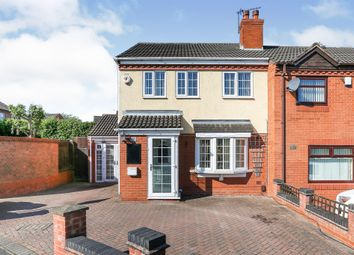 Thumbnail 4 bed semi-detached house for sale in Lark Meadow Drive, Birmingham